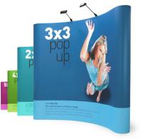 Pop-Up Graphic System